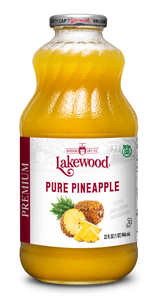 Premium PURE Pineapple (32 oz, 6 pack)