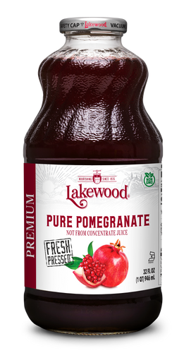 Premium PURE Pomegranate (32 oz, 6 pack)