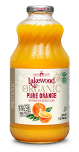 Load image into Gallery viewer, Organic PURE Orange (32 oz, 6 pack)