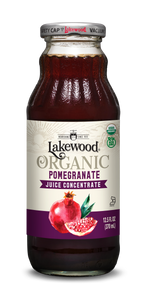 Organic Pomegranate Concentrate (12.5 oz, 6 pack)