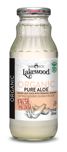 Organic PURE Aloe (12.5 Ounce, 12 pack)