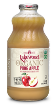 Load image into Gallery viewer, Organic PURE Apple (32 oz, 6 pack)