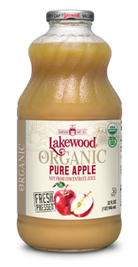 Organic PURE Apple (32 oz, 6 pack)