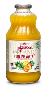 Organic PURE Pineapple (32 oz, 6 pack)