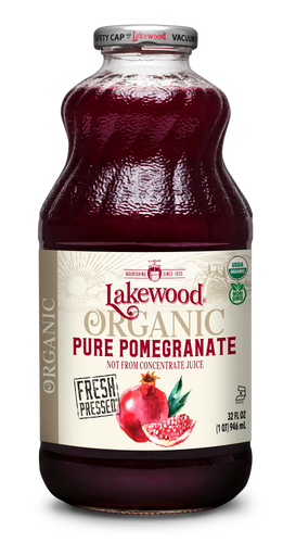 Organic PURE Pomegranate (32 Ounce, 6 pack)