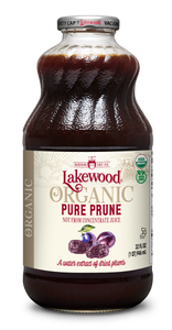 Organic PURE Prune (32 oz, 6 pack)