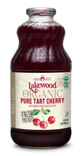 Load image into Gallery viewer, Organic PURE Tart Cherry (32 oz, 6 pack)
