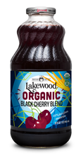 Load image into Gallery viewer, Organic Black Cherry Blend (32 oz, 6 pack)