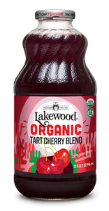 Organic Tart Cherry Blend (32 oz, 6 pack)