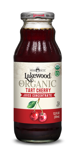 Organic Tart Cherry Concentrate (12.5 oz, 6 pack)
