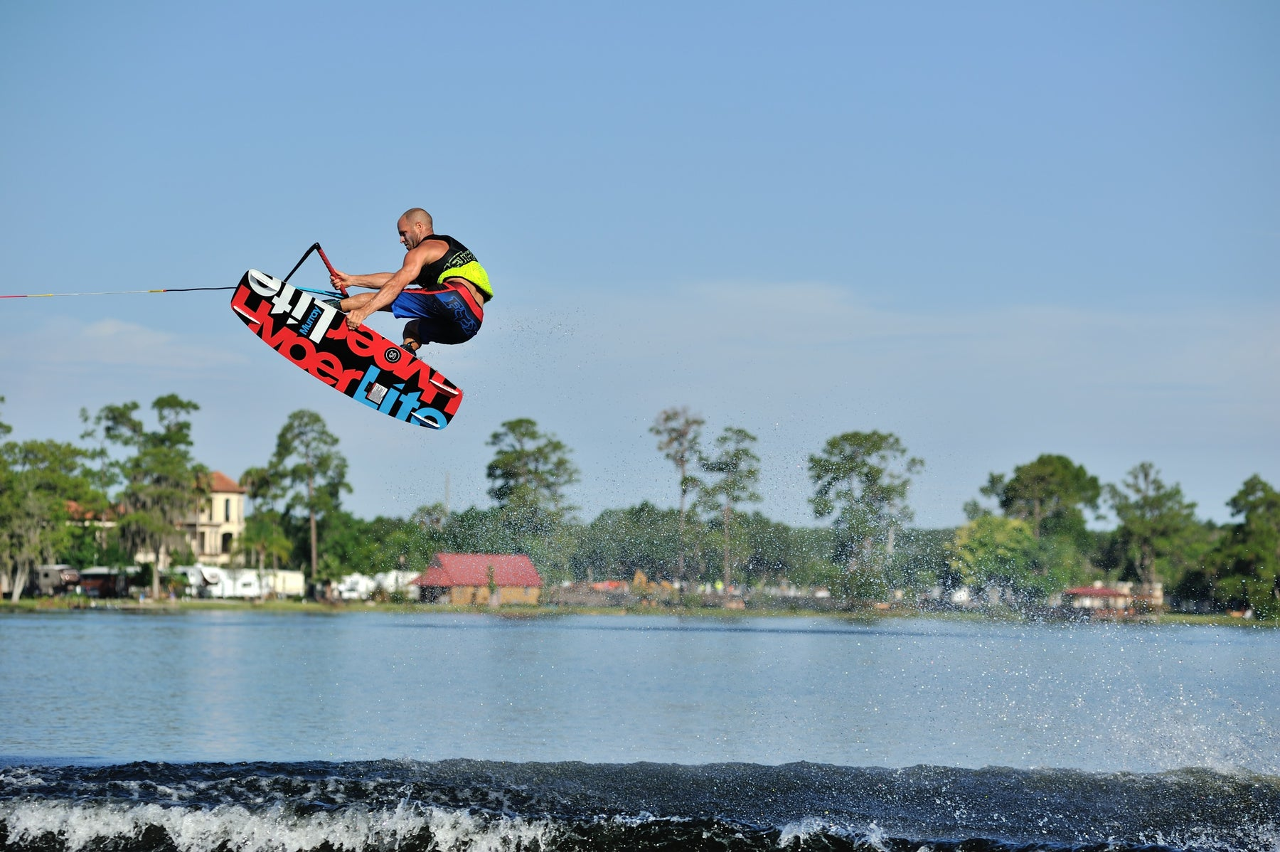 Wakeboarding Tips to get more pop from the Wake