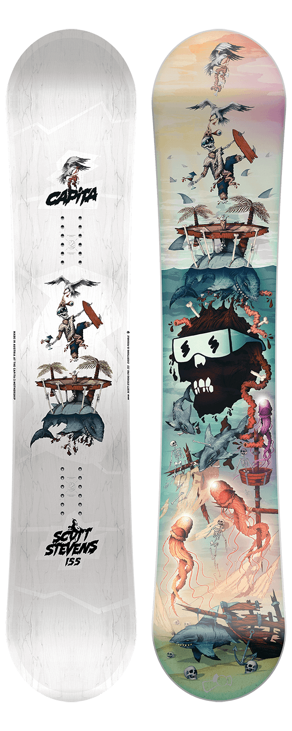 shop capita snowboards at 88 Gear