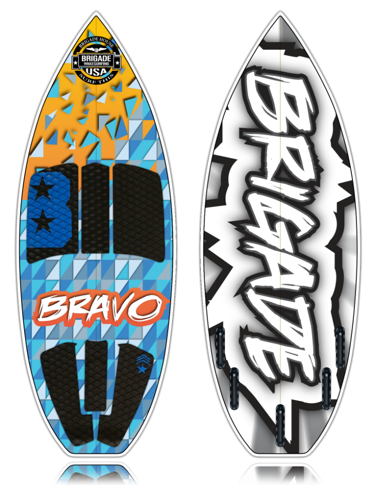 Shop Brigade Wake Surf Boards at 88 Gear
