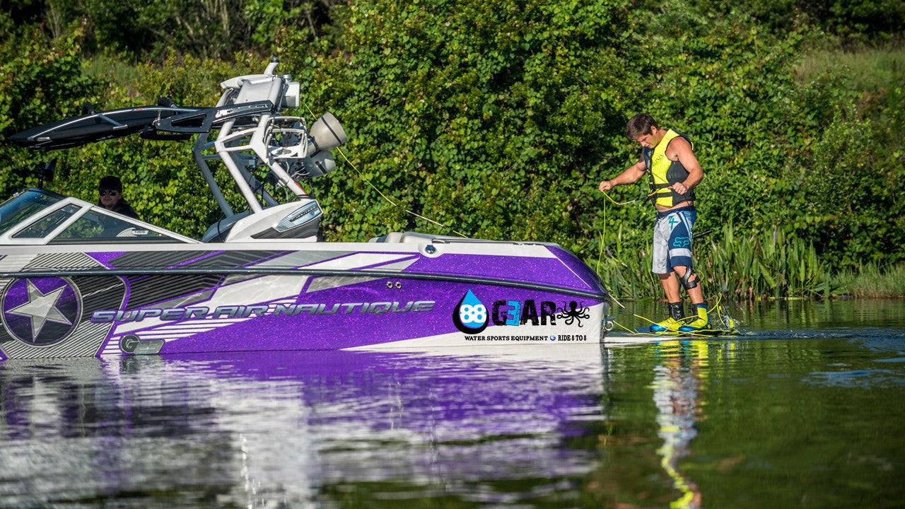 how to wakeboard and tips for getting up on a board - 88 Gear