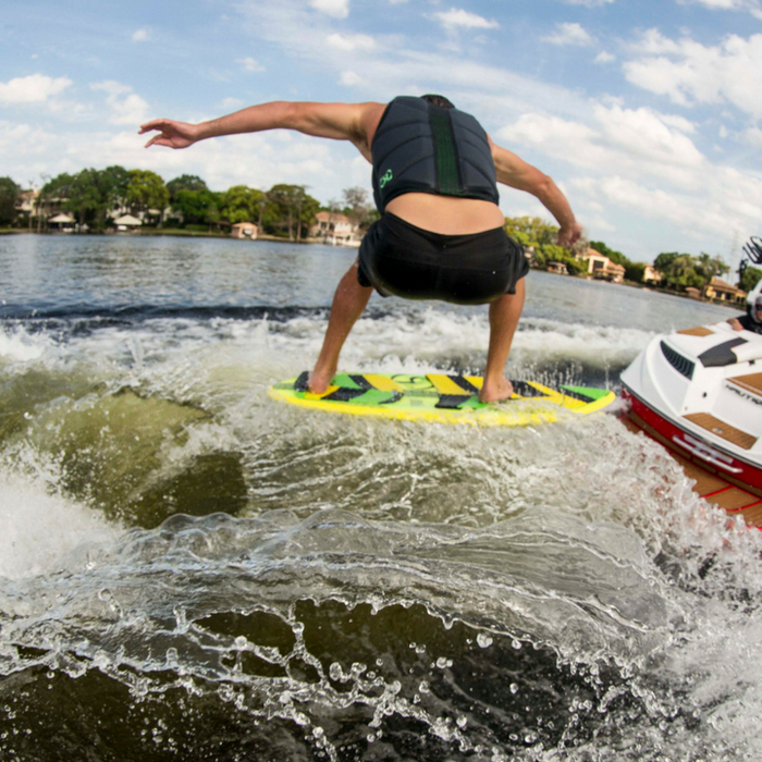 Get a better wakesurfing wake with these tips - 88 Gear