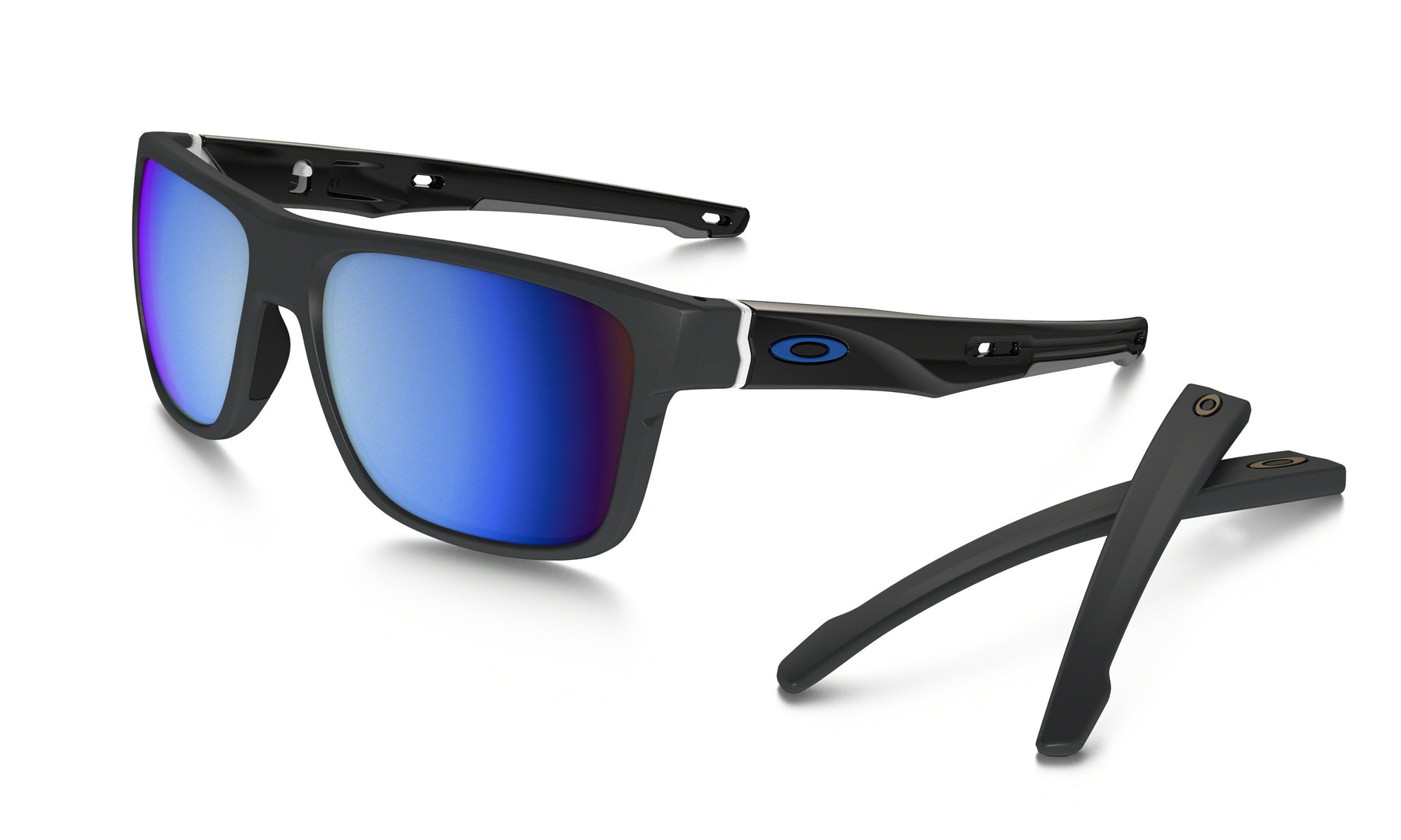 Shop oakley crossrang deep water polarized sunglasses