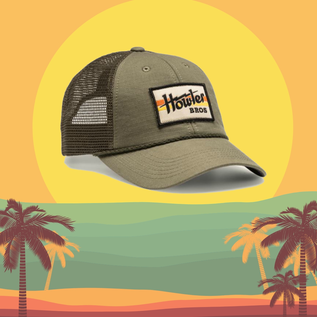 Hats and Snapbacks - Shop Salty Crew and Howler Brothers