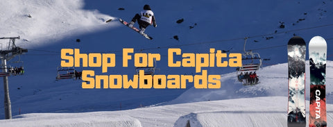 Capita Snowboards for Sale at 88 Gear