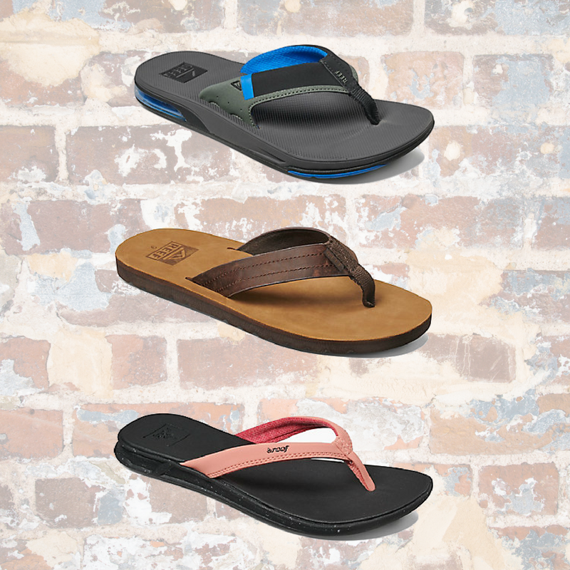 Men's and Women's sandals and Flip Flops at 88 Gear