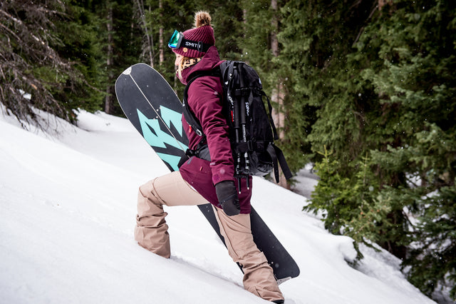 Snowboard and ski pants for men and women