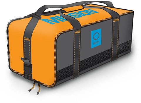 Reef water mat storage bag