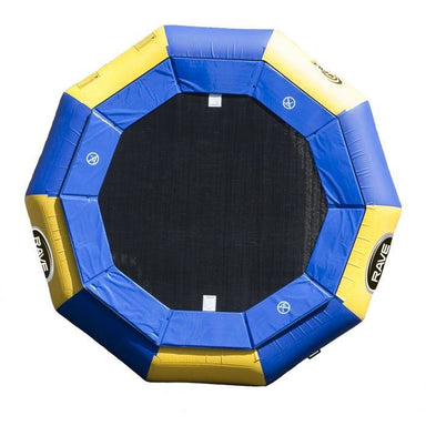 Rave Aqua Jump Water Trampoline 12 ft - 88 Gear