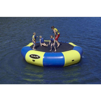 Rave Water Bouncer Bongo 15 ft