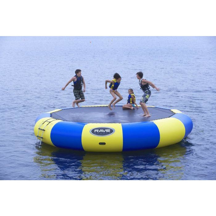 Rave Water Bouncer Bongo 20ft
