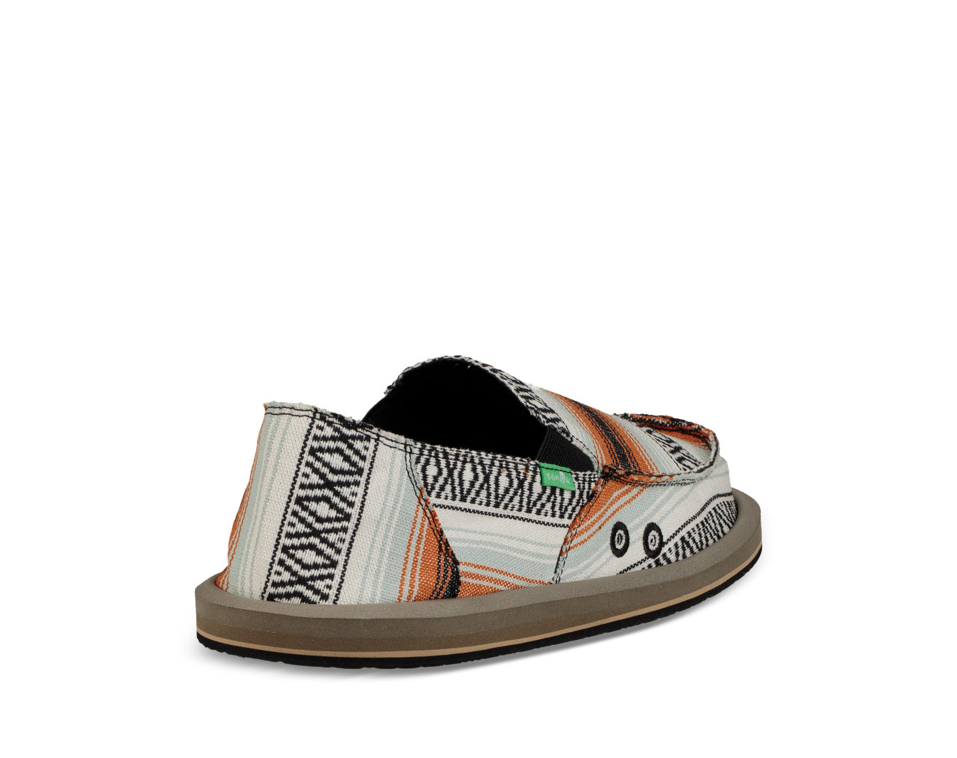 Sanuk Donny Funk Slip On Surfer Shoe - 88 Gear