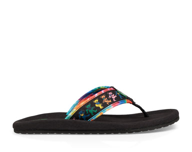 Sanuk Gratful Dead Men's Sandals - 88 Gear