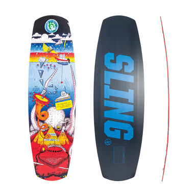 Slingshot Coalition Wakeboard 2020 - 88 Gear