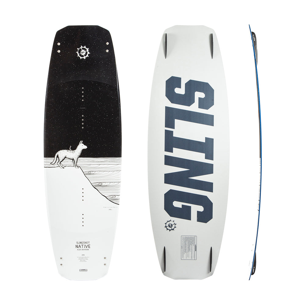Slingshot Native Wakeboard 2020 - 88 Gear