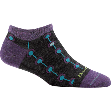 Darn Tough Medallion No Show Women's Sock - 88 Gear