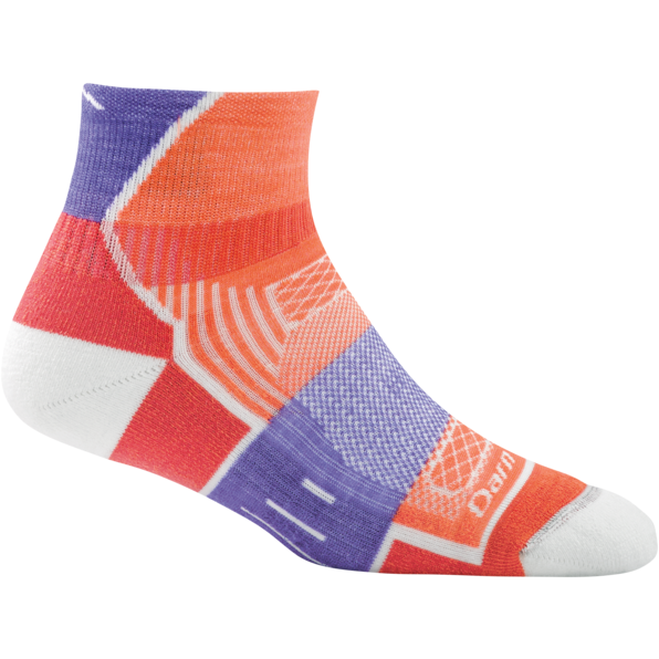Darn Tough BPM Women's 1/4 Light Cushion Sock - 88 Gear