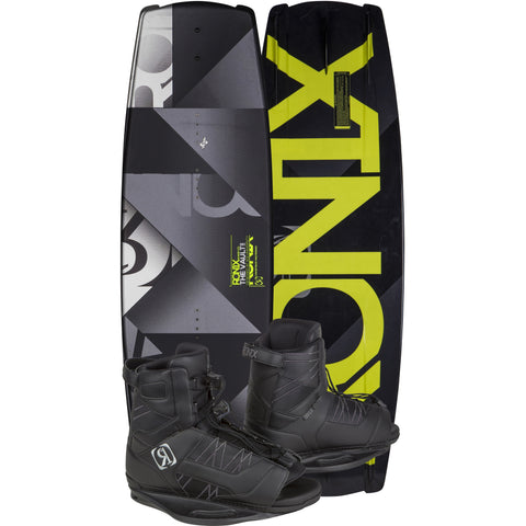 Ronix Vault Wakeboard Package w/Divide Boots - 2017