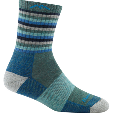 Darn Tough Stripes Women's Micro Crew Cushion Socks