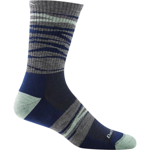 Darn Tough Switchback Micro Crew Light Cushion Sock