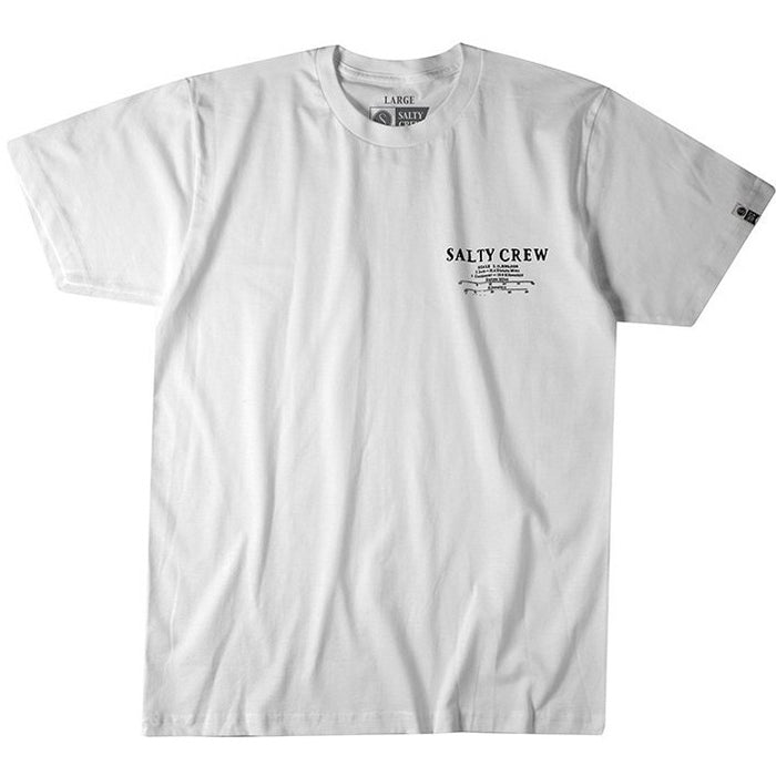 Salty Crew Mapped Tee Shirts