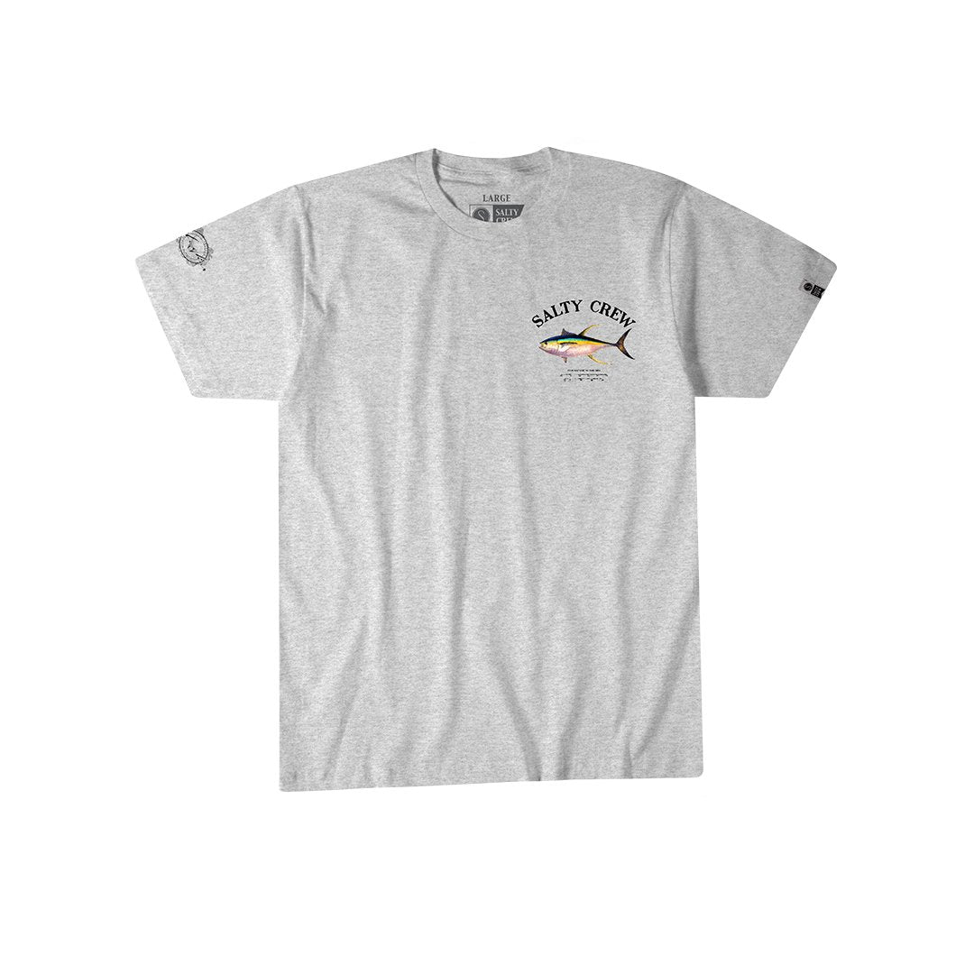 Salty Crew Ahi Mount Tee Shirt - 88 Gear