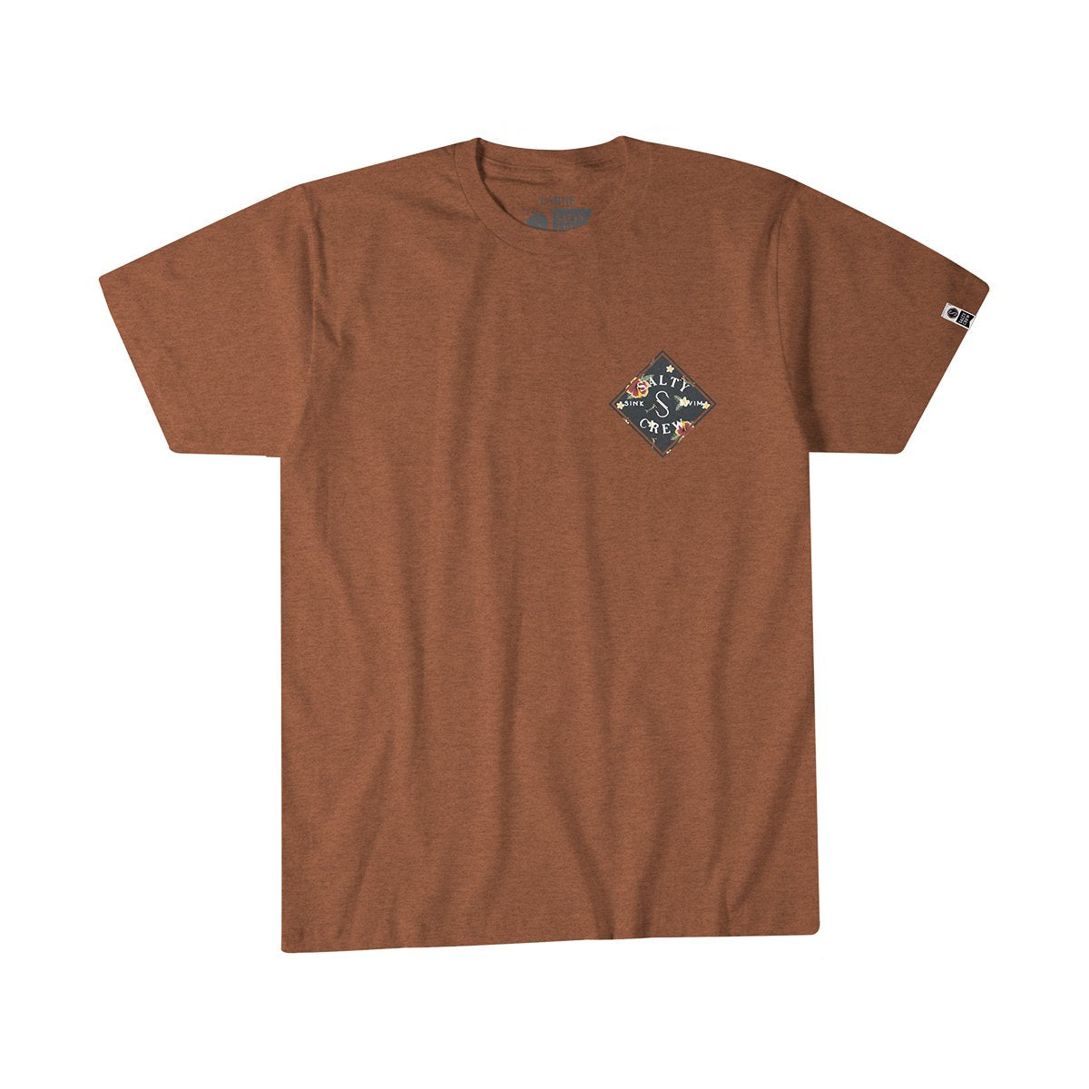 Salty Crew Island Time T-Shirt - 88 Gear
