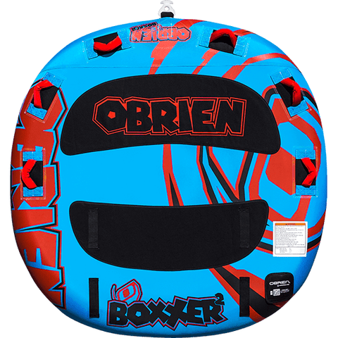 O'Brien Boxxer 2 Person Towable Tube