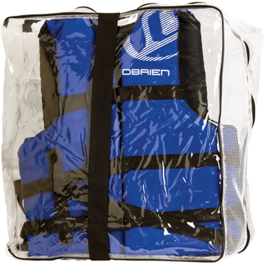 O'Brien Universal 4 Pack Life Jackets