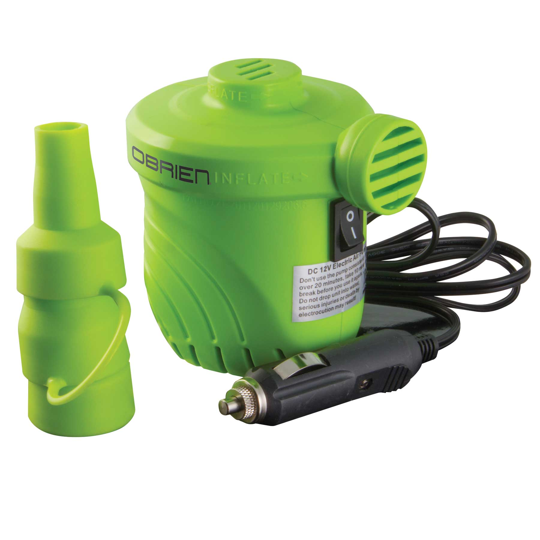 O'Brien 12v Portable Tube Pump - 88 Gear