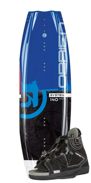 O'Brien System Wakeboard Package - 88 Gear