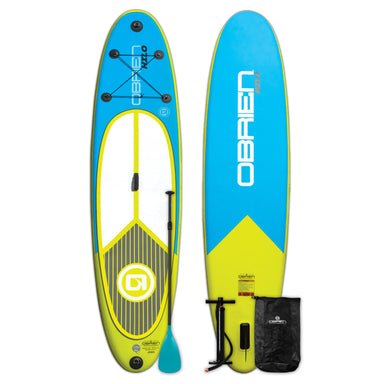 O'Brien Hilo Inflatable Stand Up Paddle Board - 88 Gear