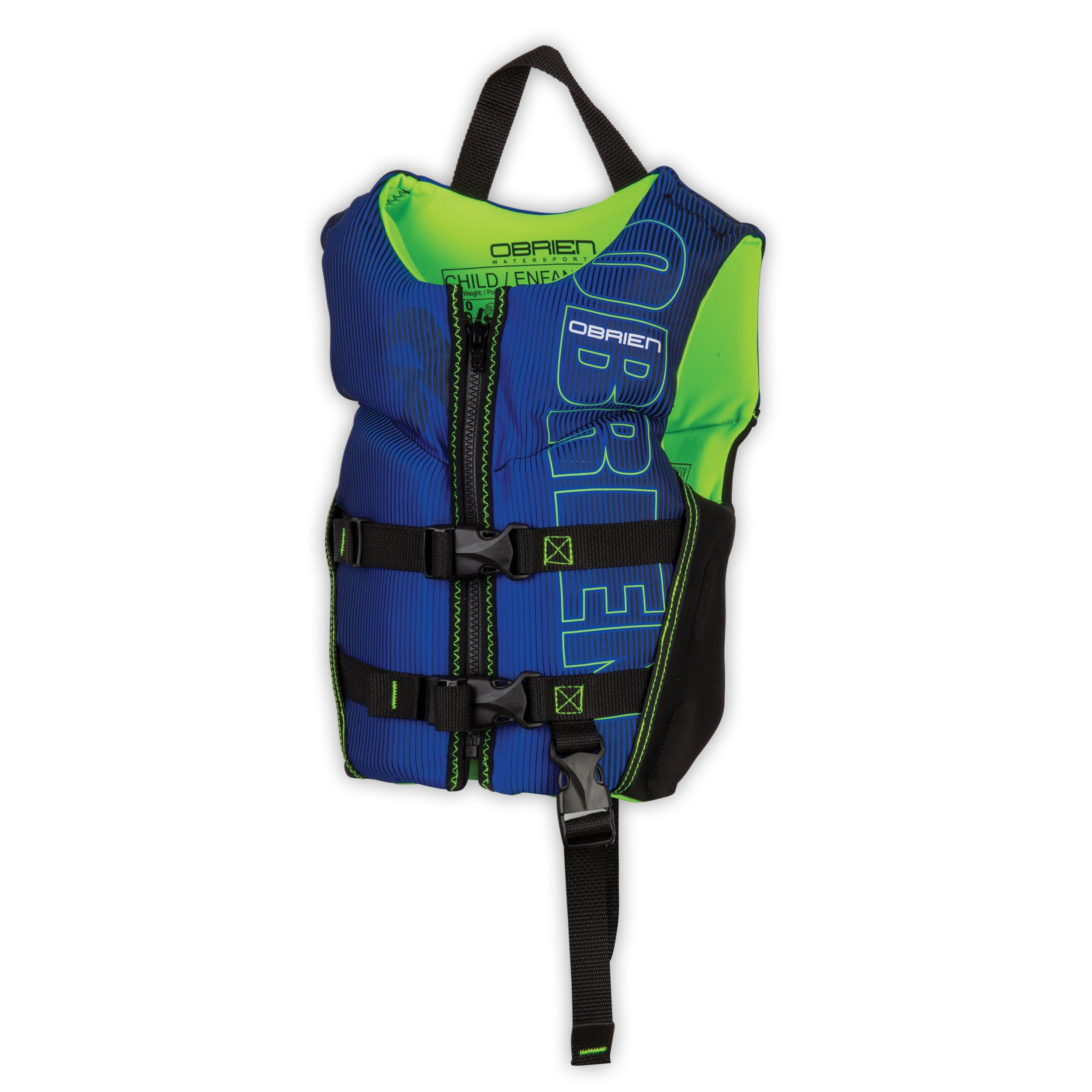 O'Brien Flex V Back Kid's Life Jacket