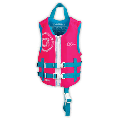 O'Brien Youth Girl's Life Jacket - 88 Gear