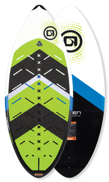 O'Brien Sessions Skim Style Wakesurf Board 2020 - 88 Gear