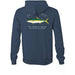Salty Crew Mossback Hooded Fleece - 88 Gear
