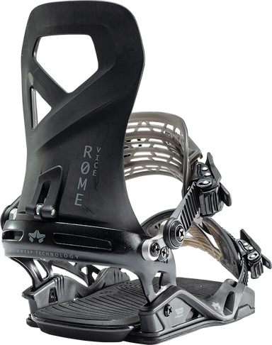 Rome Vice Snowboard Bindings 2019-2020 - 88 Gear